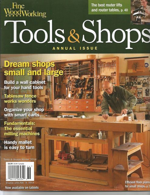 Scrub Plane In Fine Woodworking Magazine Woodworks By John