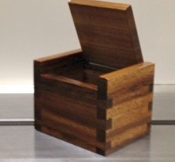 Arm Cuff Presentation Box -- Open