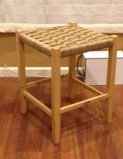 2x4x8 Challenge-WoodworksbyJohn-SinCityWoodworkers-Stool