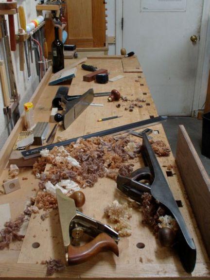WoodworksbyJohn-CustomFurniture-LasVegas-Handplaning-1