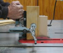 Tenon Jig to do a faux Stanley 140 trick