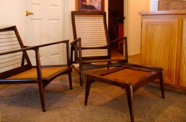 Selig chairs at my home