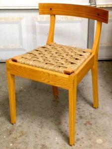 Prototype with new seat