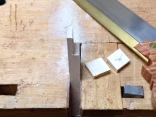 Cutting Lap Joints with Ripsaw