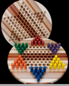 Chinese Checker Set