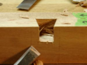 Flatten Bottom of Joint