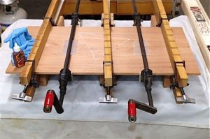 Tablesaw aka Clamping Table