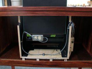 Cable mangagement