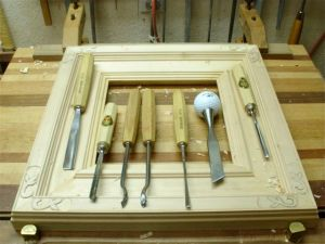 FrameCarving-WoodworksbyJohn-ToolsUsed