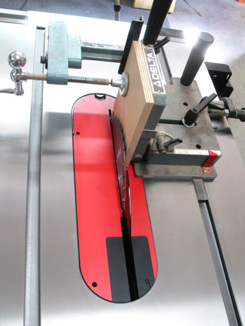 Sawstop Assembly Professional Cabinet Saw Model