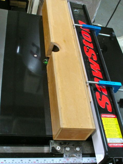 Shop made router table on a sawstop woodworks by john keyboard keysfo Images