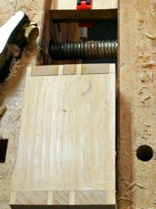 Flushing the Dovetail