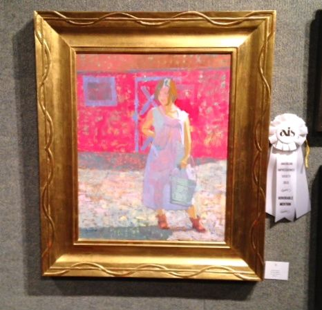 American Impressionist Show 2015 Honorable Mention