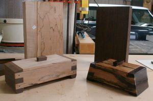 Wenge-SpaltedMaple-BoxSeries-WoodworksbyJohn