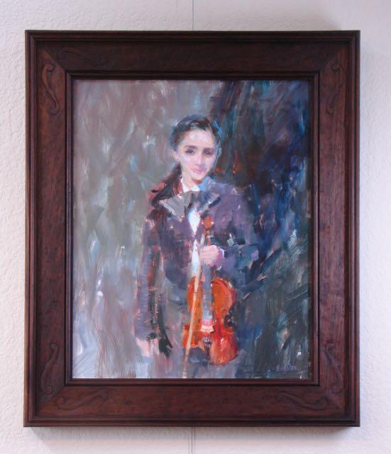 La Nina Mariachi by Diane Eugster