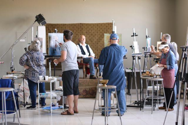 Michael Siegel Workshop