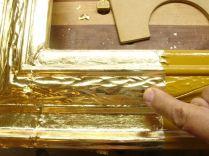 2.) Pressing into carve -- no faulting!