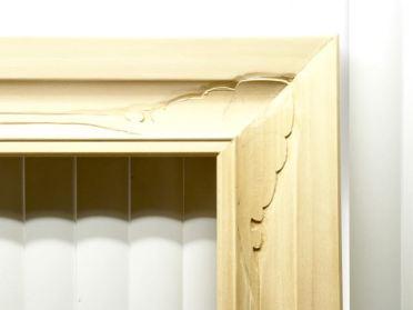 Corner Detail -- needs refinement.