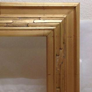 9/10 Frame Corner Detail