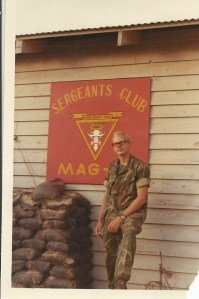 Made Sgt. June 1970 Marble Mountain Vietnam