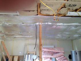Tin Foil Ceiling