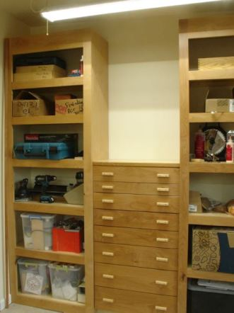 Storage AreaAll in place