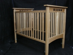 Crib: Maple