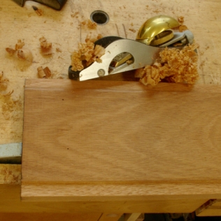 Rabbet Block Plane to fine tune