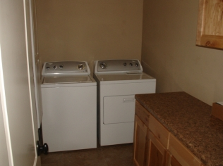 Laundry Area Now