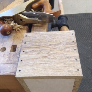 Smooth Plane on sides