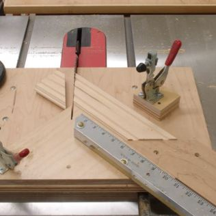Mitering to Size