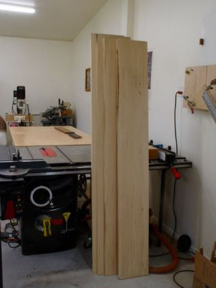 20 Board Feet of Basswood