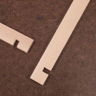 Lap Joints Cut