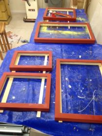Five Frames Sealed