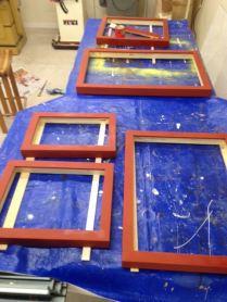 Five Frames Sealed