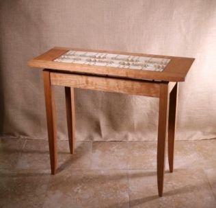 "Cherry Sofa Table 14"" x 36"" x 30"""