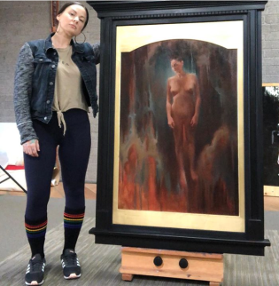 Artist & Painting