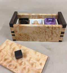 Tea Box Details - 1