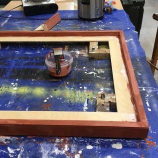 Clay/bole Process